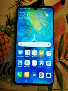 Huawei Mate 20 HMA-L29 - 128Go - Noir (Désimlocké) - Hybrid SIM, 4Go RAM
