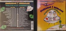 Buchanan & Goodman Politically Correct 2-CDs 1995 Lunartrick