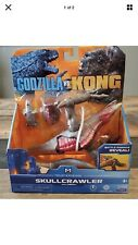 godzilla vs king kong skullcrawler Playmates Movie Figure