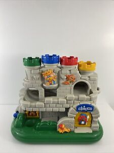 Chicco Castelinho Activity Castle (no Balls Mallet) BABY EINSTEIN As Is
