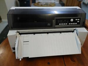 Fujitsu DL7600 Pro high speed 24-pin dot matrix printer