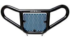 TRX 450R 400EX 400X  Front Bumper  Blue & Black Screen   Alba Racing  218 R2 BL