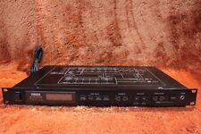 USED YAMAHA TX-81Z TX81Z FM TONE GENERATOR Rack Type Sound Module U389 190201