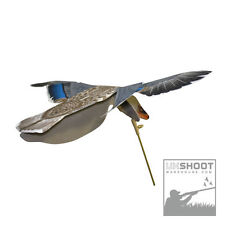 SILLOSOCKS DUCK MALLARD HEN HYPA-FLAP FLAPPER DECOY SHOOTING PATTERN