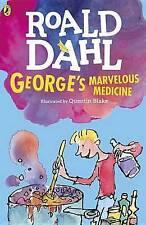 George's Marvelous Medicine-ExLibrary