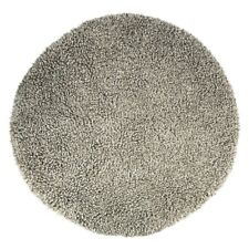 Branded Afrique Large Round Cream Wool Rug 200cm x 200cm - 120759 - RRP £400