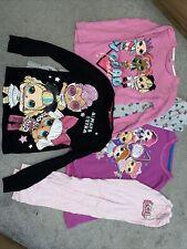 Girls Age 9-10 Years Nightwear Bundle LOL