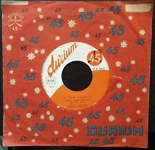 Flo Sandon's – Arrivederci / Il Tuo Sorriso 45 giri 1958 Durium – Ld A 6461
