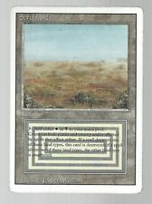 Magic The Gathering Magic The Scrubland REVISED