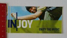 Aufkleber/Sticker: N-JOY Enjoy The Music (120217113)