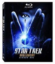 Star Trek - Discovery - Stagione 1 (4 Blu-Ray) - ITALIANO ORIGINALE SIGILLATO -