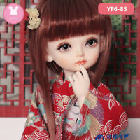 1//3 1//4 1//6 BJD Clothes Japanese Kimono Suit Top/&Tube/&Skirt/&Stocking/&Headwear