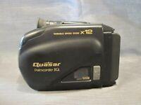 Quasar Palmcorder IQ VM-550 VHS-C Digital Video Camera w Batt/No Charger - Works
