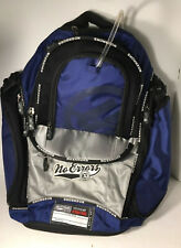 No Errors Baseball Backpack Holds Two Bats
