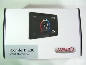 Lennox 15S63 iComfort E30 Thermostat - UsedTested