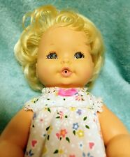 New listing 1969 Baby Tender Love Talking Doll Still Works Well Original Clothing and shoes