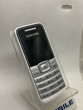 Samsung GT E1050 - White (Unlocked) Mobile Phone