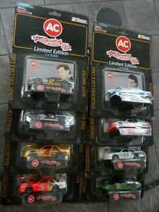 #2 3 4 5 12 17 25 42 AC/Delco Racing Set, 1/64 Racing Champions