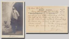 George V., King – signed photo and autograph letter signed