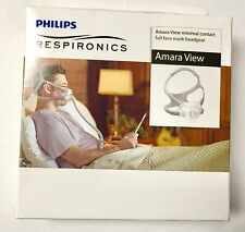 New Respironics Amara View Headgear Replacement LARGE Size Part 1090696