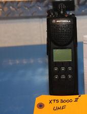 Motorola XTS3000 II UHF 403-470MHz XTS 3000 Astro P25 H38