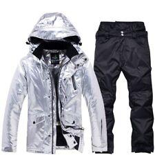 Winter Ski Set Men Women's Outdoor Sport Snowboard Jacket Waterproof Skiing Suit