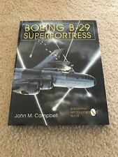 Boeing B-29 Superfortress, Hardcover by Campbell, John M., ISBN-13 9780764302...