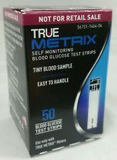 50* TRUE Metrix Glucose Diabetic Test Strips by Trividia Exp 02/2020