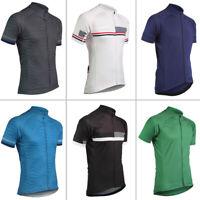 Mens Cycling Jerseys Short Sleeve Outdoor Sports Jersey Man Women 2019 Fashion