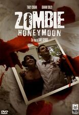 DVD Rare °°ZOMBIE HONEYMOON°° Tracy Coogan - Graham Sibley