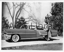 1955 Mercury Montclair Sport Coupe Factory Photo Ref. #56766