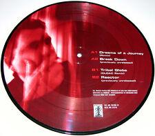 """MONOLITH Reactor - 10"""" Vinyl - Ltd.Picture (Sonar, Dive)"""