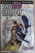 RARE! MAVEL The 100 Greatest Marvels of All Time #13-10 DAREDEVIL / HULK 2001