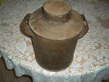 Antique milk Container
