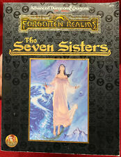 The Seven Sisters [Advanced Dungeons & Dragons, Forgotten Realms]