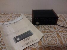 Vintage Realistic Sq-Ii 4 Channel Adapter w/ Manual