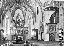 AK, Lutherstadt Eisleben, Andreaskirche, innen, 1973