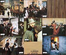 Jeu de 7 photos LA BOHÈME Lobby Cards / Luigi Comencini / Giacomo Puccini