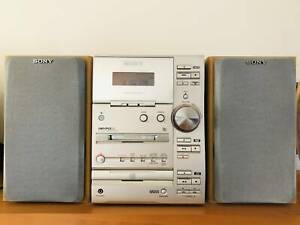Sony CD, Mini CD, Cassette Stereo