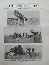 L' ILLUSTRATION 1908 N 3425  LES CYTOYENS TURCS ET LES GREVES DE LA LIBERTE