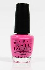 Opi Nail Color Polish .5 fl oz #Nl B86 Shorts Story - baby pink