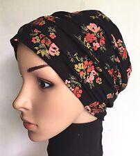 Headwear para la pérdida de cabello Sombrero de salón de sueño, alopecia, Chemo, Sombrero cáncer