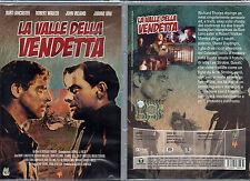 LA VALLE DELLA VENDETTA - DVD (NUOVO SIGILLATO) BURT LANCASTER