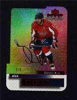 2019-20 19-20 UD Upper Deck MVP Colors & Contours Purple 4 Alexander Ovechkin /9