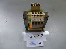 Siemens 4AM 8095-0AD00-1C Transformer Primary 380/400/420V Sec 12V