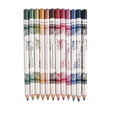 MENOW Brand 12PCS 2 in 1 Eye Liner Lip Pencil Long-lasting Waterproof Makeup Set