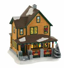 Department 56 a Christmas Story Ralphie's House 4029245
