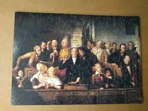 Wentworth Collectors 140 piece Wooden Jigsaw Puzzle - Webster limited edition