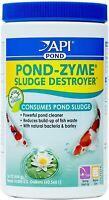 API Pond-Zyme Sludge Destroyer Pond Cleaner 1 lb.