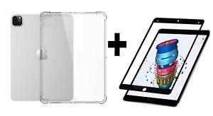 "iPad Pro 11"" /12.9""  2020 Panzerfolie Ceramic Schutzglas + TPU Schutzhülle Case"